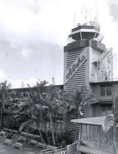 Honolulu International Airport 1950s.