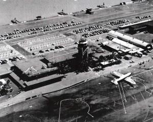 Honolulu International Airport, 1951.