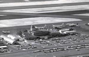 Honolulu International Airport, June 30, 1954.