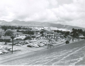 Honolulu International Airport Complex housing, 1959.