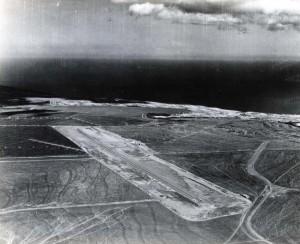 Lanai Airport, 1950.