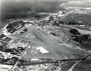 Puunene Airport, Maui, November 14, 1951.