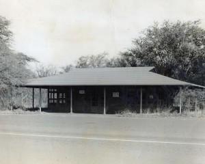 Hana Airport, Maui, 1952.