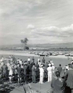 Groundbreaking for Kahului Airport, February 3, 1959.