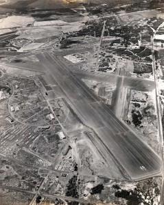 Puunene Airport, 1955.