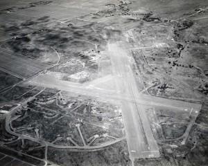 Molokai Airport, September 13, 1951.