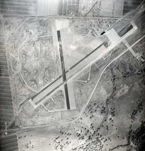 Molokai Airport, March 11, 1955.