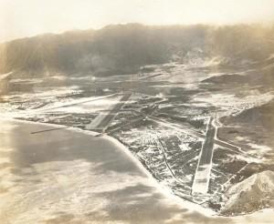 Bellows Field, Oahu, February 21, 1955.