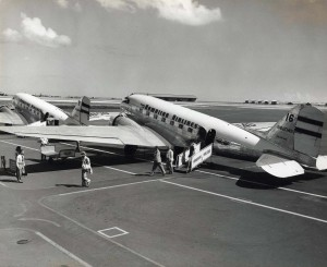 Hawaiian Airlines at Honolulu International Airport.