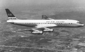 Air New Zealand DC-8