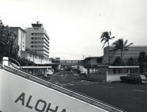 Honolulu International Airport, 1964.