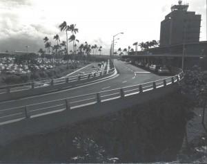 Honolulu International Airport, 1968.
