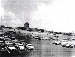 Honolulu International Airport, 1963.