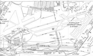 Honolulu International Airport Master Plan, 1963.