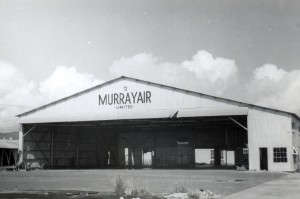 Murrayair Hangar Number 4, Honolulu International Airport, 1964.