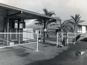 Lanai Airport, 1960s.