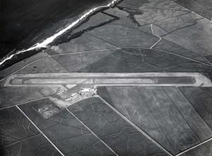 Lihue Airport, Kauai, March 1960.