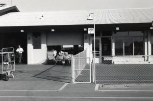 Molokai Airport, March 22, 1966.