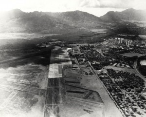 Wheeler Air Force Base, 1966.