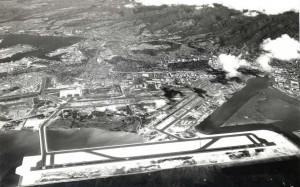 Honolulu International Airport and Reef Runway, 1978.