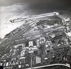 Honolulu International Airport, November 16, 1978.