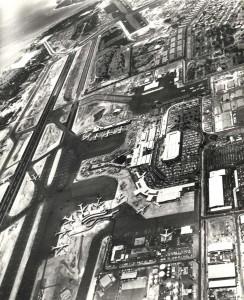 Honolulu Interntional Airport, 1971.