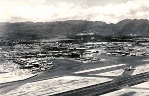 Honolulu International Airport, August 1, 1971.