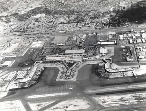 Honolulu International Airport, 1975.
