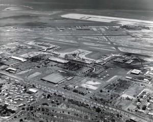 Honolulu International Airport, August 30, 1976.