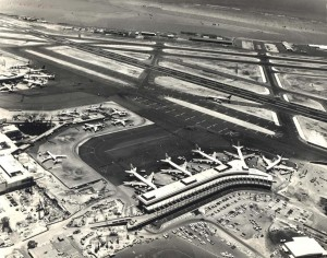Honolulu International Airport, 1971.