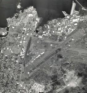 General Lyman Field, Hilo, October 7, 1971.