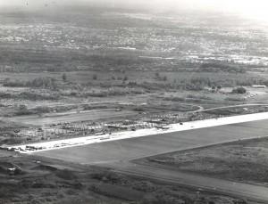 General Lyman Field, Hilo, 1974.