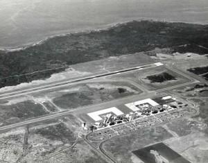 Keahole Airport, Kailua-Kona, Hawaii, 1976.