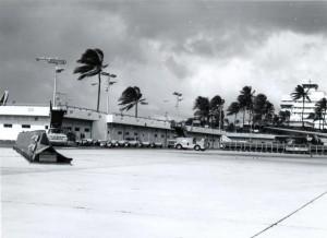 Honolulu International Airport Terminal Gates, 1970s.
