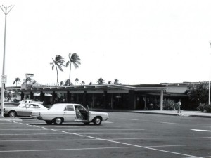 Honolulu International Airport Foreign Arrivals, 1970s.