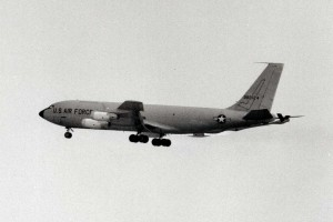 KC-135, Hickam Air Force Base, Hawaii, 1976.