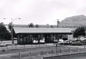 Lihue Airport Ground Transportation, 1970s
