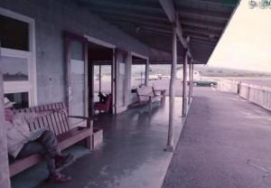 Hana Airport, August 5, 1975.