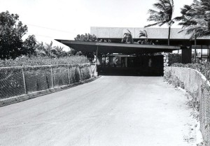 Kahului Airport, September 20, 1972