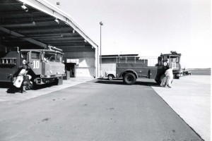 Kahului Airport, December 3, 1974