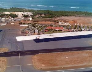 Kahului Airport, February 24, 1975