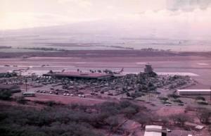 Kahului Airport, August 5, 1975