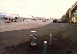 Kahului Airport, December 1979