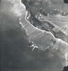 Kahului Airport, Maui, 1974.
