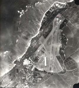 Kahului Airport, 1974.