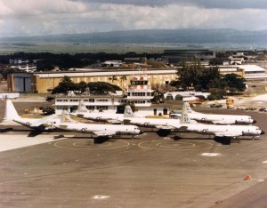 Naval Air Station Barbers Point, 1970s.