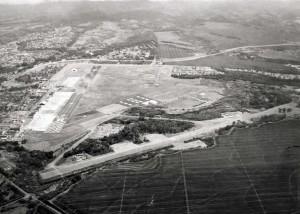 Wheeler Air Force Hawaii, 1976.