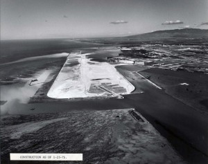 Honolulu International Airport January 23, 1975