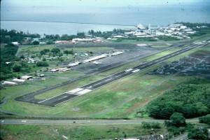 Hilo International Airport 1981.