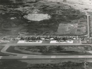 Keahole Airport, Kailua-Kona, Hawaii, January 18, 1980.